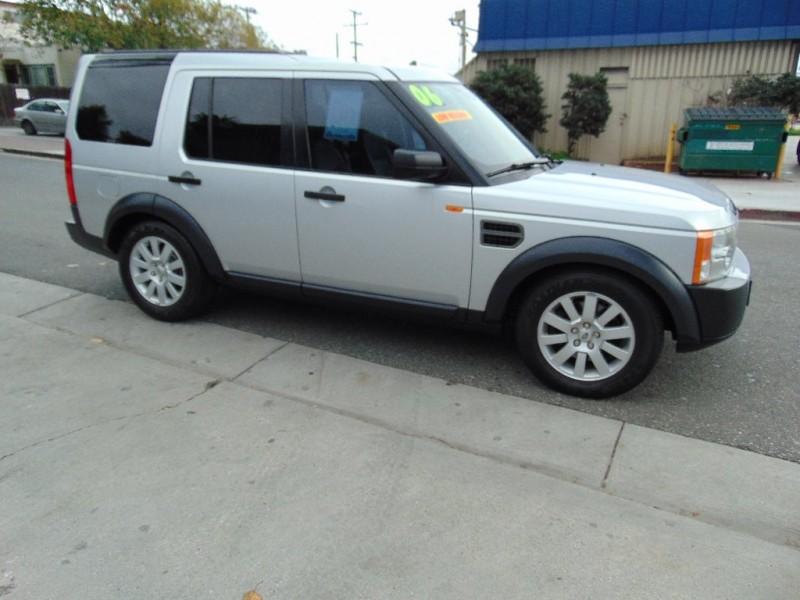 Land Rover LR3 2006 price $13,995