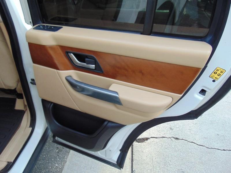 Land Rover Range Rover Sport 2007 price $15,995