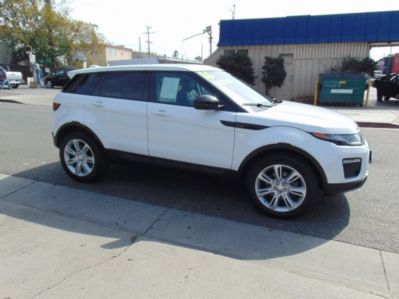 Land Rover Evoque 2016 price $29,995