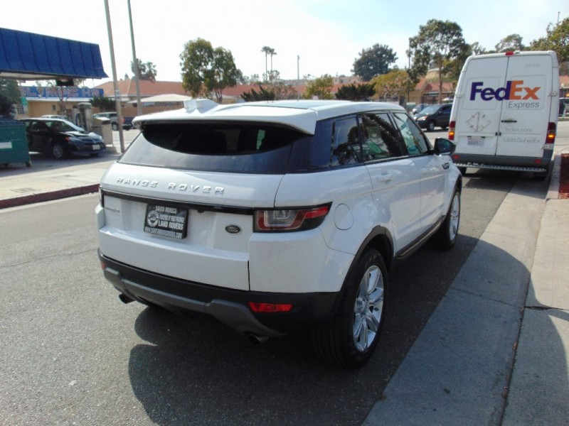 Land Rover Evoque 2016 price $25,995