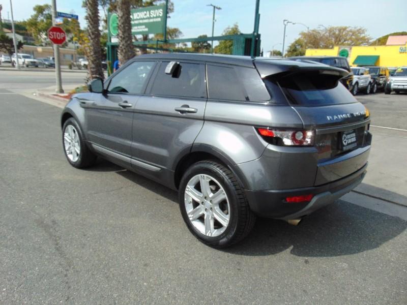 Land Rover Range Rover Evoque 2015 price $24,995