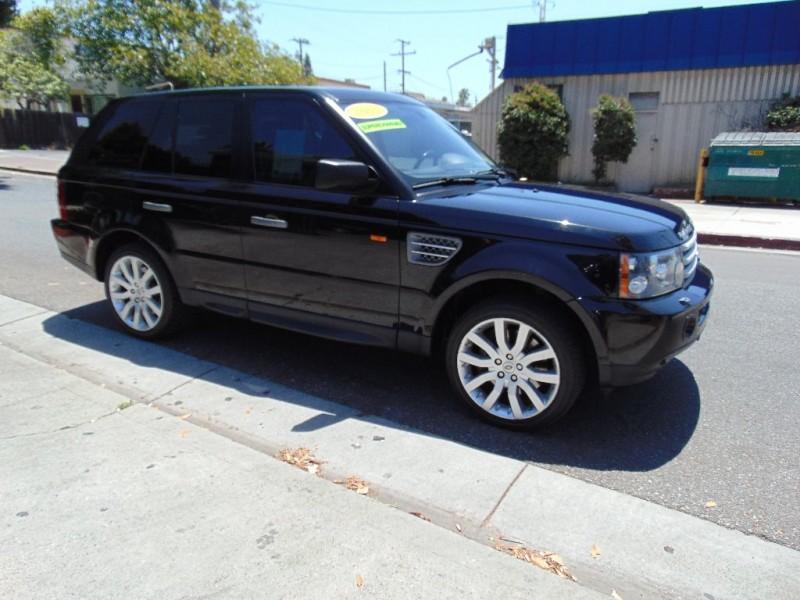 Land Rover Range Rover Sport 2008 price $14,995