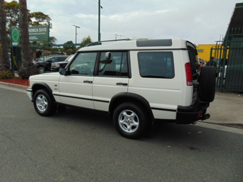 Land Rover Discovery Series II 2001 price $12,995