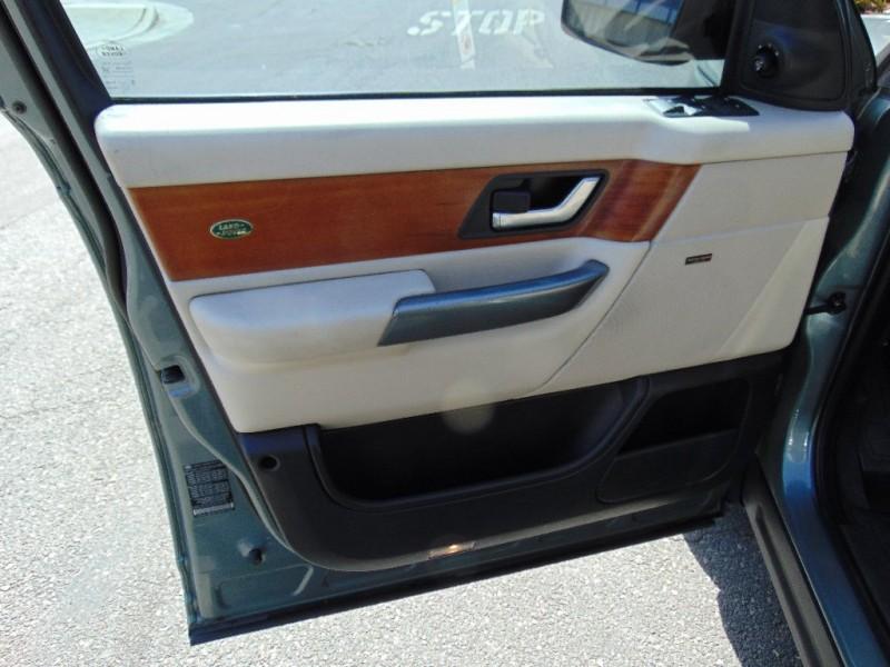 Land Rover Range Rover Sport 2007 price $10,995
