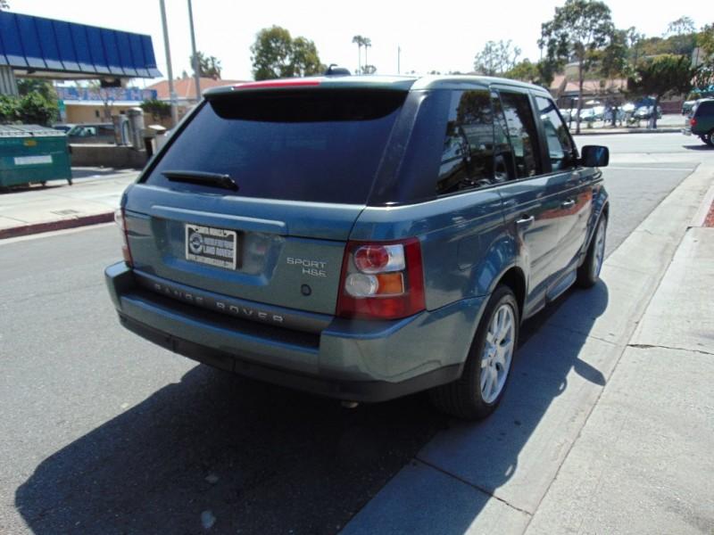 Land Rover Range Rover Sport 2007 price $11,995