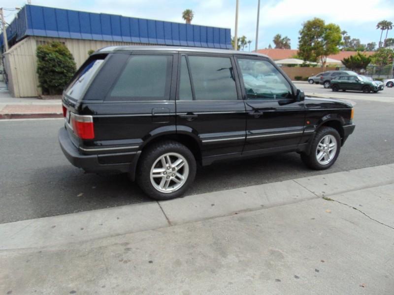 Land Rover Range Rover 2002 price $5,995