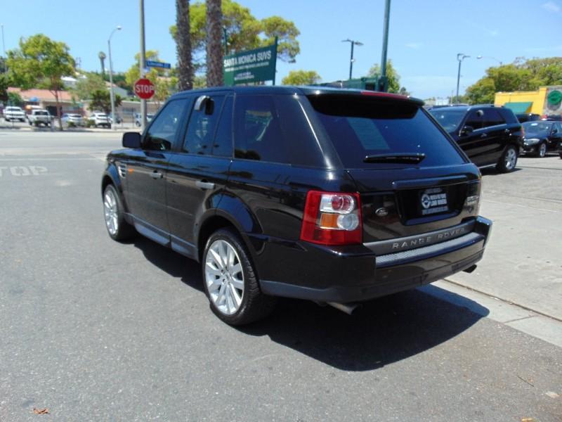 Land Rover Range Rover Sport 2008 price $11,995