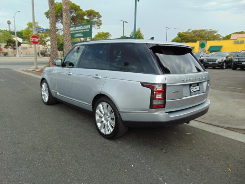 Land Rover Range Rover 2016 price $52,995