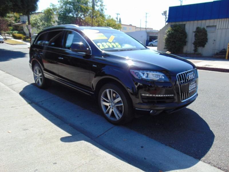 Audi Q7 2014 price $22,995