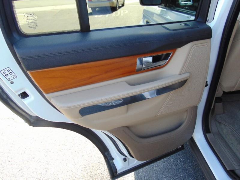 Land Rover Range Rover Sport 2011 price $19,995