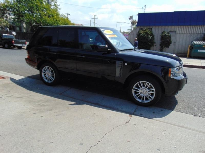 Land Rover Range Rover 2011 price $21,995