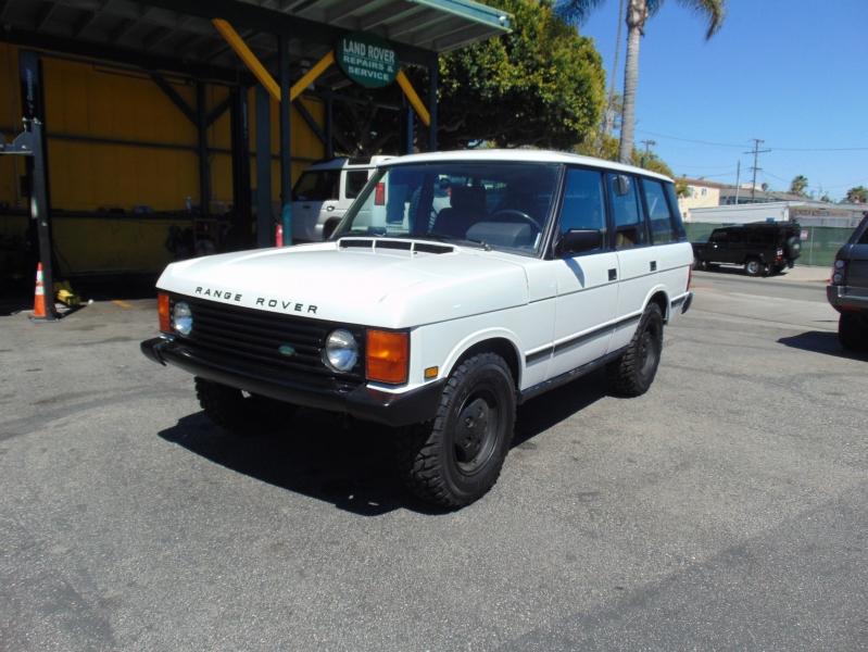 Land Rover Range Rover 1990 price $11,995