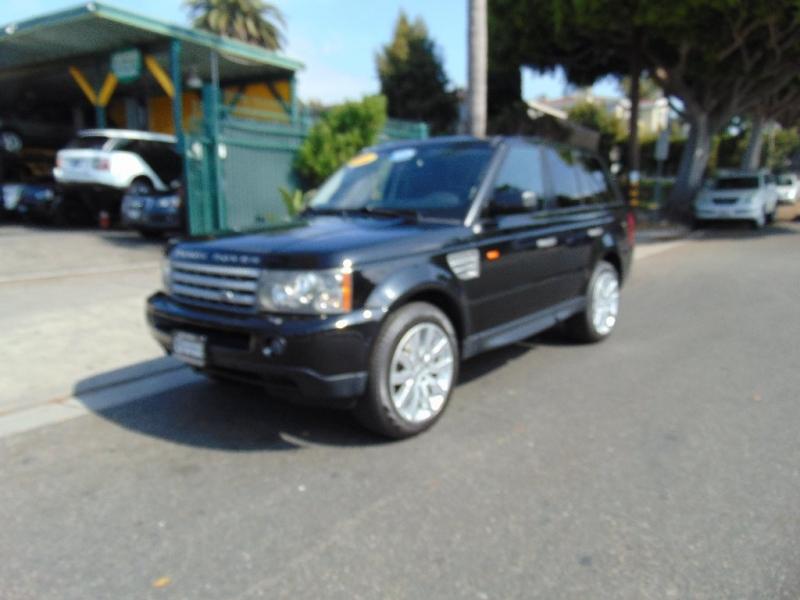 Land Rover Range Rover Sport 2006 price $9,995