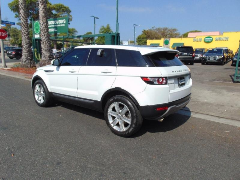 Land Rover Range Rover Evoque 2014 price $18,995