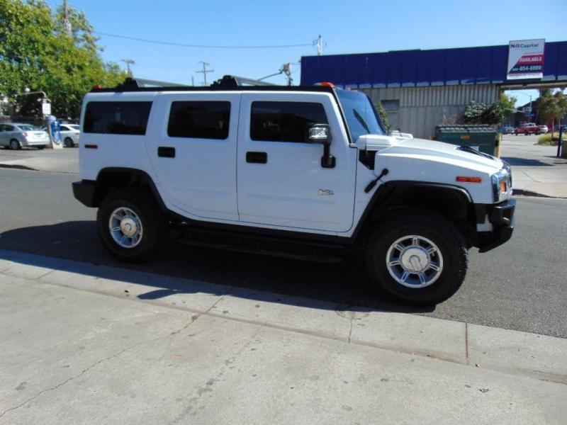 Hummer H2 2006 price $21,995