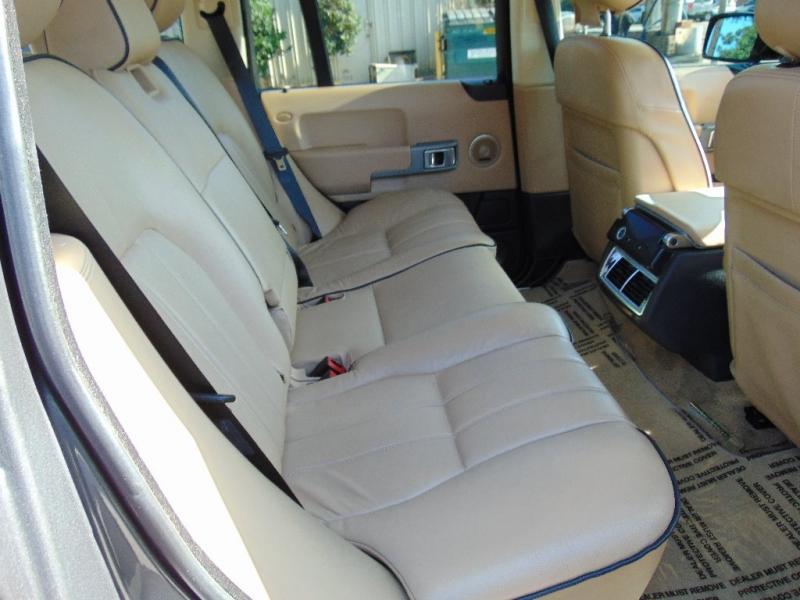 Land Rover Range Rover 2006 price $9,995