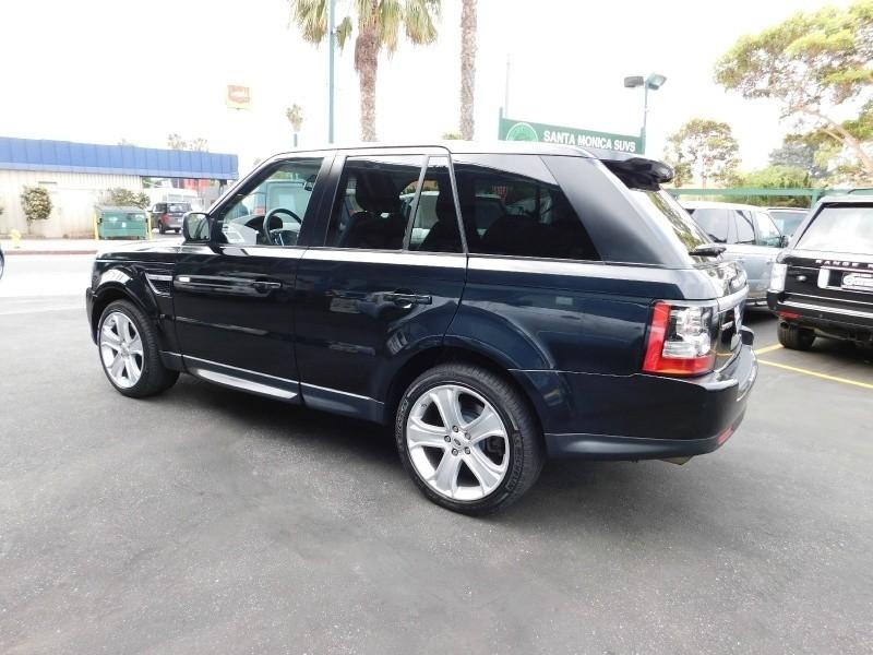 2012 Land Rover Range Rover Sport Gt Santa Monica Suvs