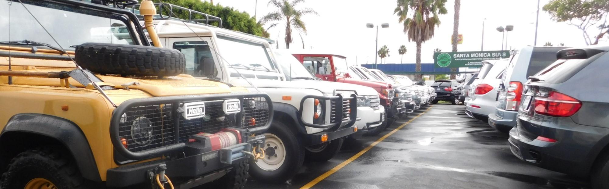 Santa monica suvs auto dealership in santa monica for Mercedes benz service santa monica