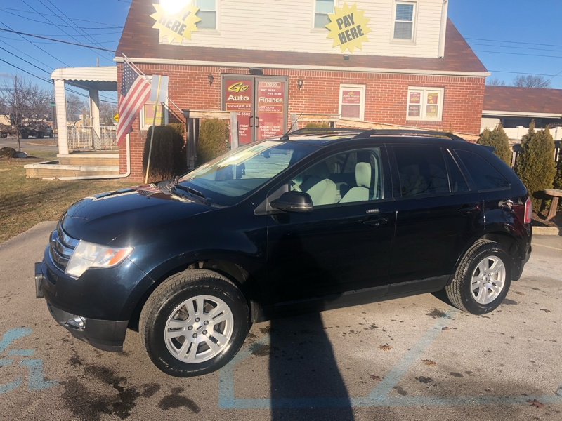 Ford Edge 2008 price $10,900