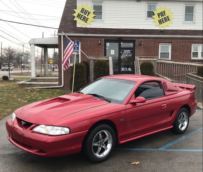 Ford Mustang 1995 price $6,900