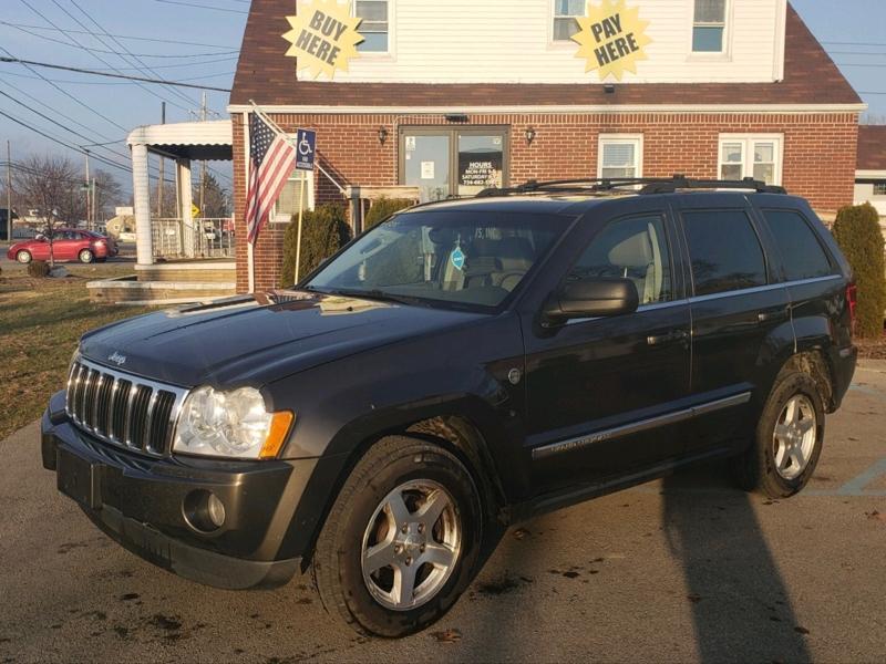 Jeep Grand Cherokee 2006 price $7,900