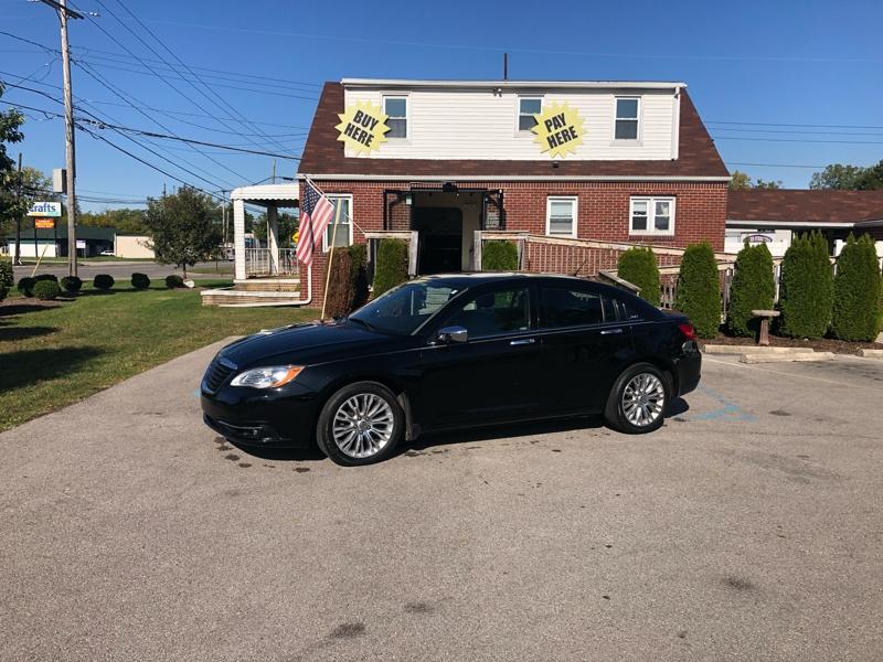 Chrysler 200 2011 price $10,900