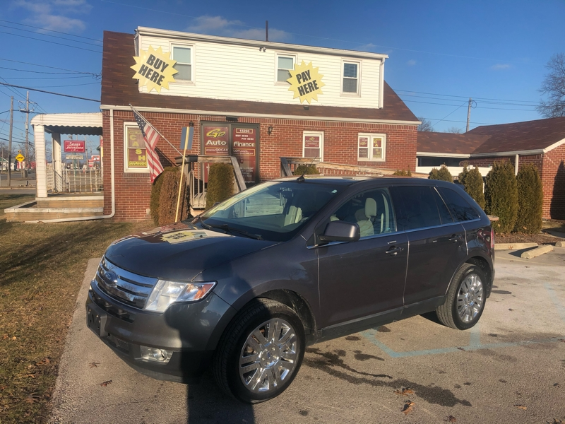 Ford Edge 2010 price $8,900