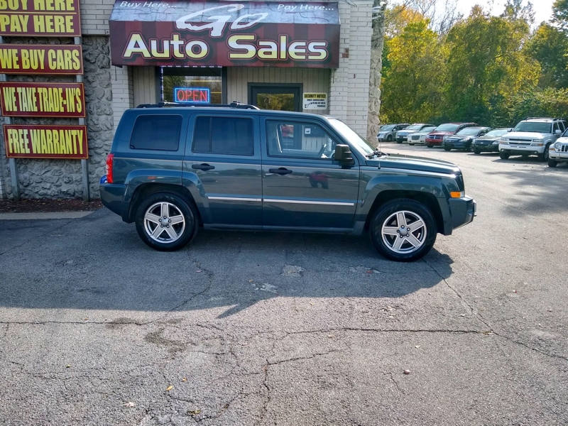 Jeep Patriot 2008 price $8,900