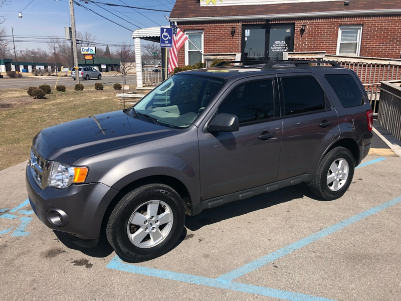 Ford Escape 2010 price $0
