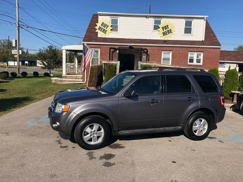 Ford Escape 2012 price $0