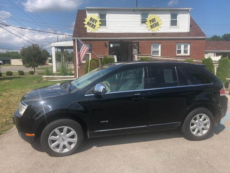 Lincoln MKX 2007 price $9,900