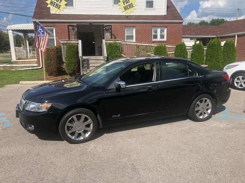 Lincoln MKZ 2007 price $0