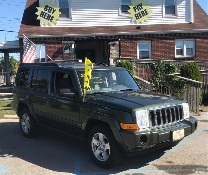 Jeep Commander 2007 price $9,900