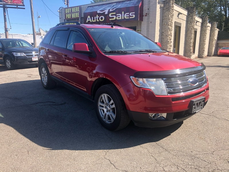 Ford Edge 2008 price $0