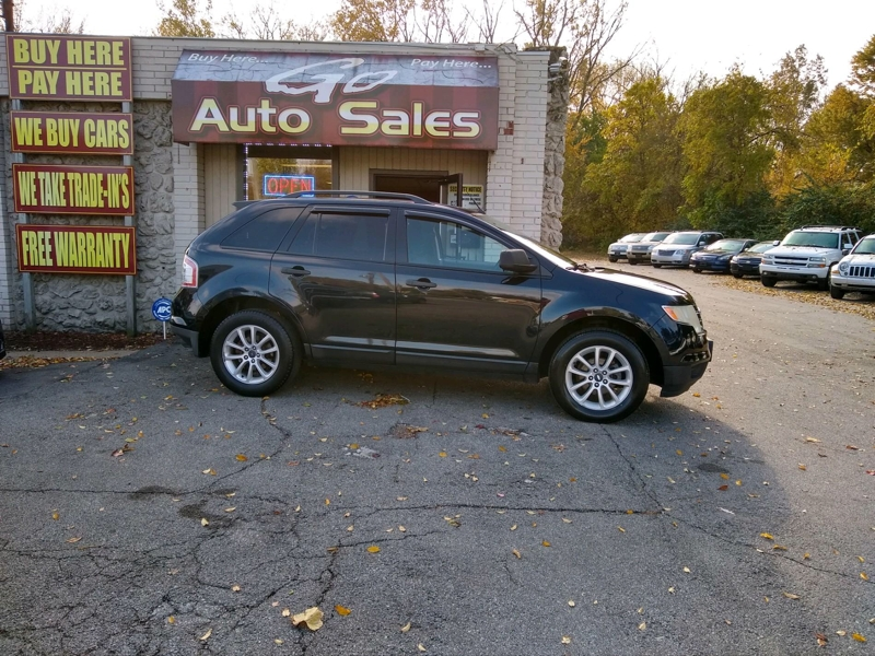 Ford Edge 2008 price $7,900