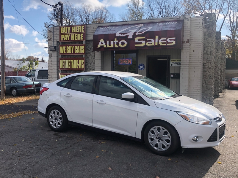 Ford Focus 2012 price $8,900