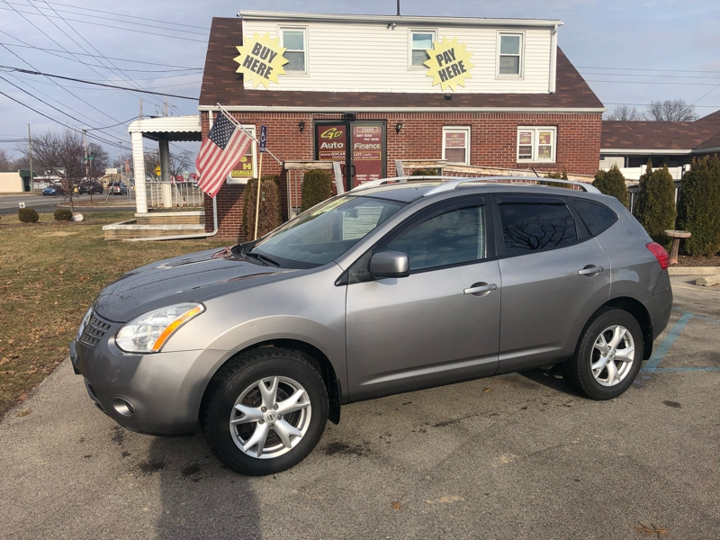 Nissan Rogue 2008 price $0