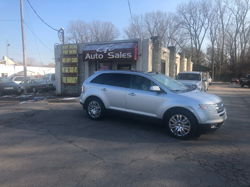 Ford Edge 2010 price $7,900