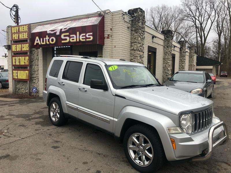 Jeep Liberty 2011 price $8,900