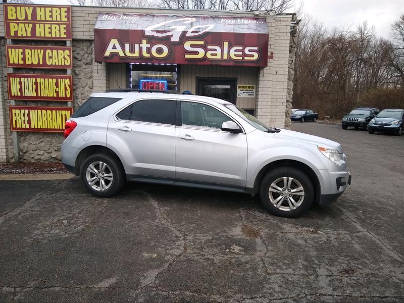 Chevrolet Equinox 2011 price $7,900