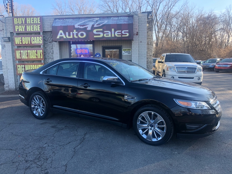 Ford Taurus 2012 price $13,900