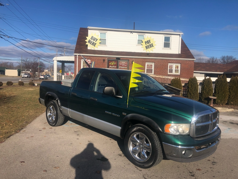 Dodge Ram 1500 2004 price $0