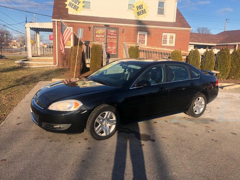 Chevrolet Impala 2010 price $0