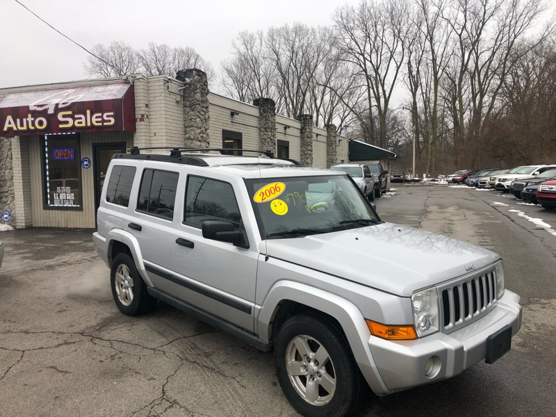 Jeep Commander 2006 price $7,900