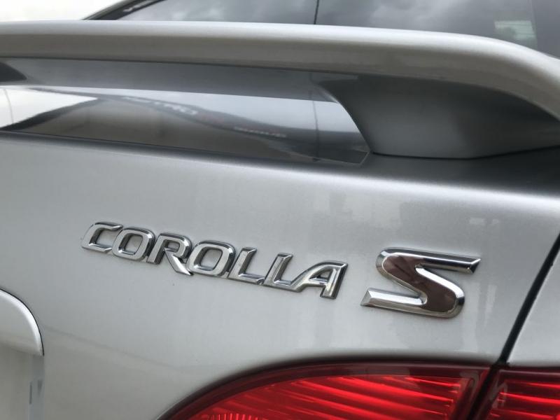 Toyota Corolla 2007 price $4,800 Cash