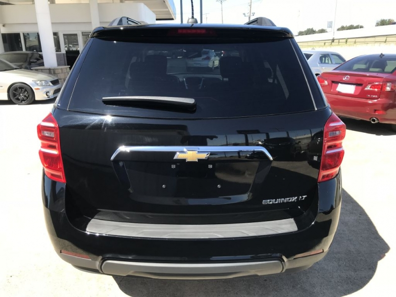 Chevrolet Equinox 2016 price $15,500