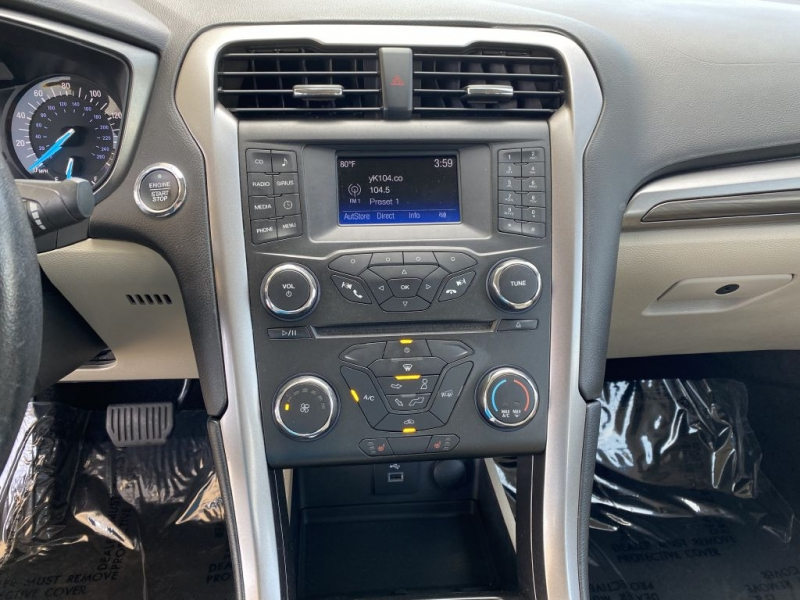 Ford Fusion 2017 price $12,500