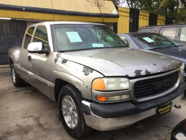 2000 GMC NEW SIERRA