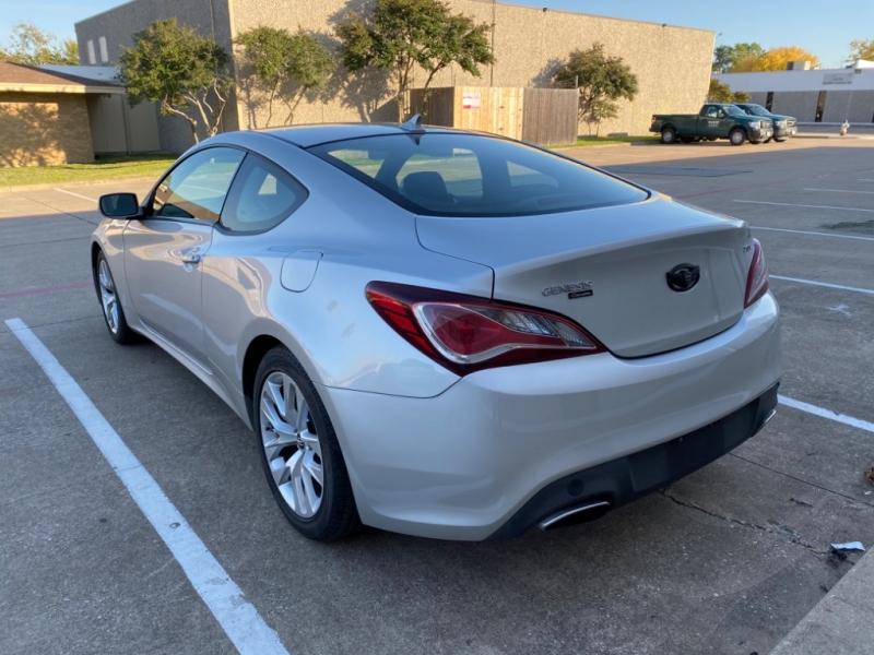Hyundai Genesis Coupe 2013 price $7,999