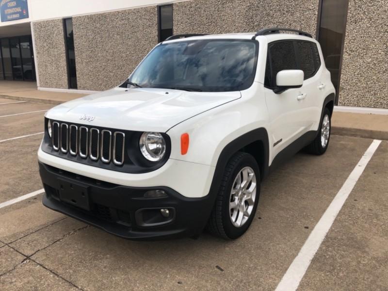 Jeep Renegade 2017 price $14,498